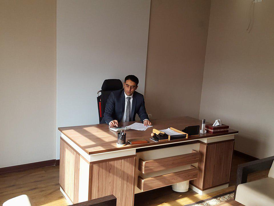 Kaka Jan, Representative in Ashkhabad