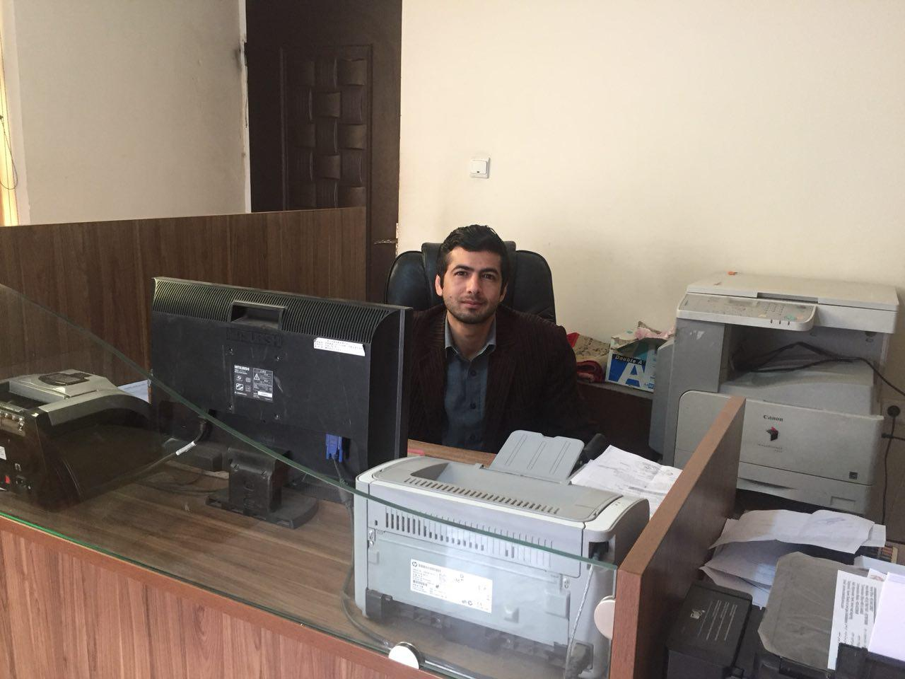 Our Staff in Herat, Afghanistan